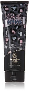 Australian Gold On the Prowl Advanced Bronzer Tanning Bed Lotion